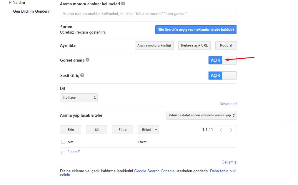 Resimde Google da nasıl arama yapılacağı ile ilgili tüm ayrıntılar