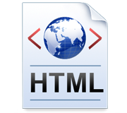 html Test Template